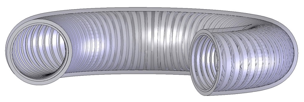 FEP Encapsulated Steel Spring O-Rings